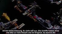 Sword of the Stars II - Video Interview mit Martin Cirulis und Arinn Dembo