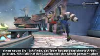 PlayStation Move Heroes - Video Interview mit Caley Roberts