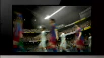Pro Evolution Soccer 2011 3D - Debut Gameplay Trailer