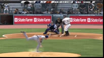 MLB 11: The Show - Giants vs. Dodgers Gameplay Trailer