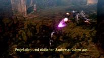 Dungeon Siege 3 - Katarina Character Trailer
