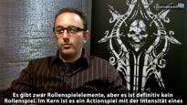 Hunted: Die Schmiede der Finsternis - Video Interview mit Maxx Kaufman