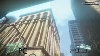 Crysis 2 - Head 2 Head: PC vs. PS3 vs. 360