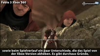 Fable III - Video Interview zum Traitor's Keep DLC