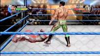 WWE All Stars - Inside The Ring #2: Eddi Guerrero vs. Rey Mysterio Trailer