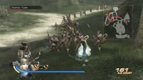 Dynasty Warriors 7 - GDC 2011 Trailer