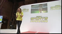 Kinect Sports - Graeme Swann & Amy Williams B-Roll Video