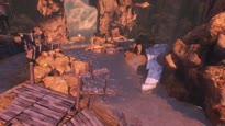 Warm Gun - Red River Canyon Flythrough Trailer #1