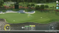 Tiger Woods PGA Tour 12: The Masters - Tips On Pro Difficulty Trailer