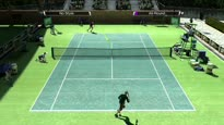 Virtua Tennis 4 - World Tour Mode Trailer