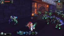 Orcs Must Die! - Trap Spotlight: Wind Belt Trailer