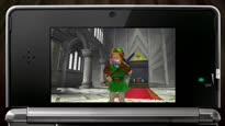 The Legend of Zelda: Ocarina of Time 3D - New Features Trailer