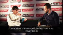 Pro Evolution Soccer 2011 3D - Lionel Messi Q&A Video #1