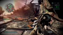 Killzone 3 - From The Ashes DLC Lente Missile Base Trailer