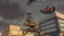 Earth Defense Force: Insect Armageddon - Mech Gameplay Trailer
