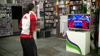 Kinect Sports - Table Tennis Event B-Roll Video