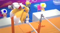 Mario & Sonic bei den Olympischen Spielen: London 2012 - E3 2011 3DS Trailer