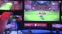 Kinect Sports: Season Two - E3 2011 Football Live-Demo
