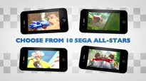 Sonic & SEGA All-Stars Racing - iPhone Trailer