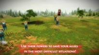 World of Battles: Morningstar - Goblin Lightning Catchers Trailer