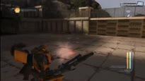 Transformers 3: Das Videospiel - Staaart! Die ersten 10 Minuten der 360-Version