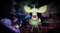 Shadows of the Damned - Bird Boss Battle Trailer