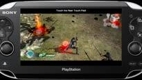 Dynasty Warriors (PSV) - E3 2011 Gameplay Trailer #1