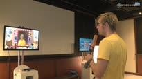 Kinect Innovation Event - Studienprojekte der USC von der E3 2011