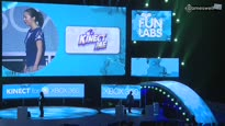 Kinect Fun Lab Kinect Me - E3 2011 Live-Demo