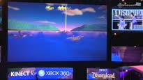 Kinect: Disneyland Adventures - E3 2011 Live-Demo