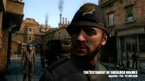 The Testament of Sherlock Holmes - E3 2011 Trailer