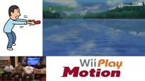 Wii Play: Motion - Die Redaktion spielt