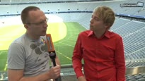 Fussball Manager 12 - Video Interview mit Adrian Wahl (Extended Version)