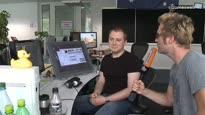 Crytek - Studio-Tour aus Frankfurt