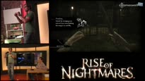 Rise of Nightmares - Im Studio angespielt