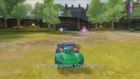 Cars 2: Das Videospiel - Entwicklertagebuch #3