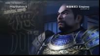 Samurai Warriors 3: Empires - Japanese Promo Trailer