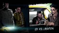 Driver Renegade 3D - Comic Episode #03 Trailer