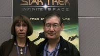 Star Trek: Infinite Space - Michael Okuda Video-Interview #2