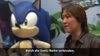 Sonic Generations - gamescom 2011 Video Interview mit Takeshi Iizuka