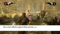 NeverDead - gamescom 2011 Walkthrough Trailer #1