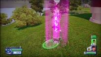 Die Sims 3: Einfach tierisch - gamescom 2011 Kinect Trailer