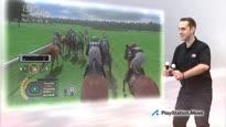 Champion Jockey: G1 Jockey & Gallop Racer - PS3 Tutorial Trailer