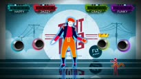 Just Dance 3 - Tightrope Trailer