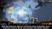 StarCraft II: Heart of the Swarm - gamescom 2011 Video Interview mit Jonny Ebbert