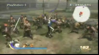 Dynasty Warriors 7 Xtreme Legends - Jap. Promo Trailer #1
