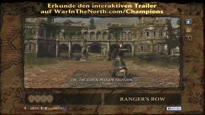 Der Herr der Ringe: Der Krieg im Norden - gamescom 2011 FlashPoint Live Feed Trailer