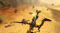 Dino Storm - gamescom 2011 Trailer
