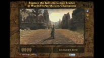 Der Herr der Ringe: Der Krieg im Norden - gamescom 2011 Champions Trailer