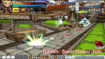 Elsword - Raven Reveal Trailer